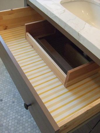 Vanity From Hemnes Dresser Ikea Hackers