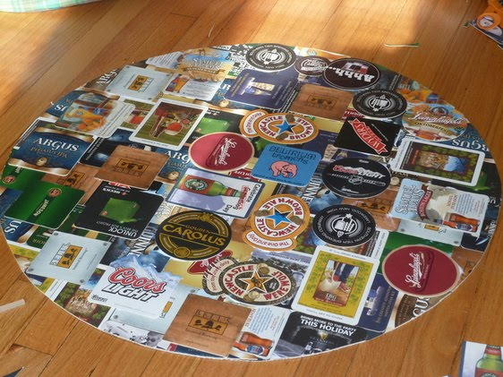 Coffee Table Coaster Frame IKEA Hackers - Coasters with photos on them
