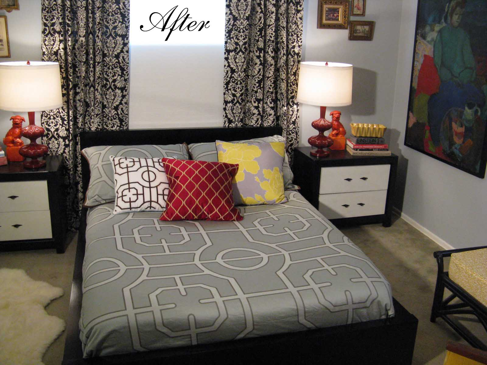 Malm Bed Goes Glam Ikea Hackers
