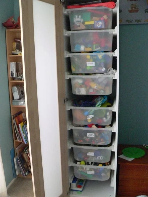 We Wanted Some Way Of Storing Our Kids Toys So That They Were Neat, Easily  Accessible And Easy To Sort Out. I Had Always Liked The Look Of The Trofast  ...