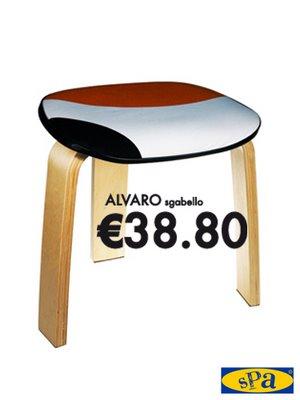 Alvar Aalto stool