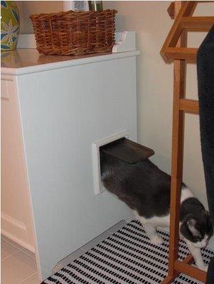 flaren stealth cat litter box ikea hackers. Black Bedroom Furniture Sets. Home Design Ideas