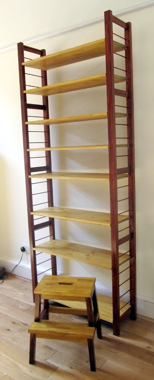 ivar bookshelf ikea hackers. Black Bedroom Furniture Sets. Home Design Ideas