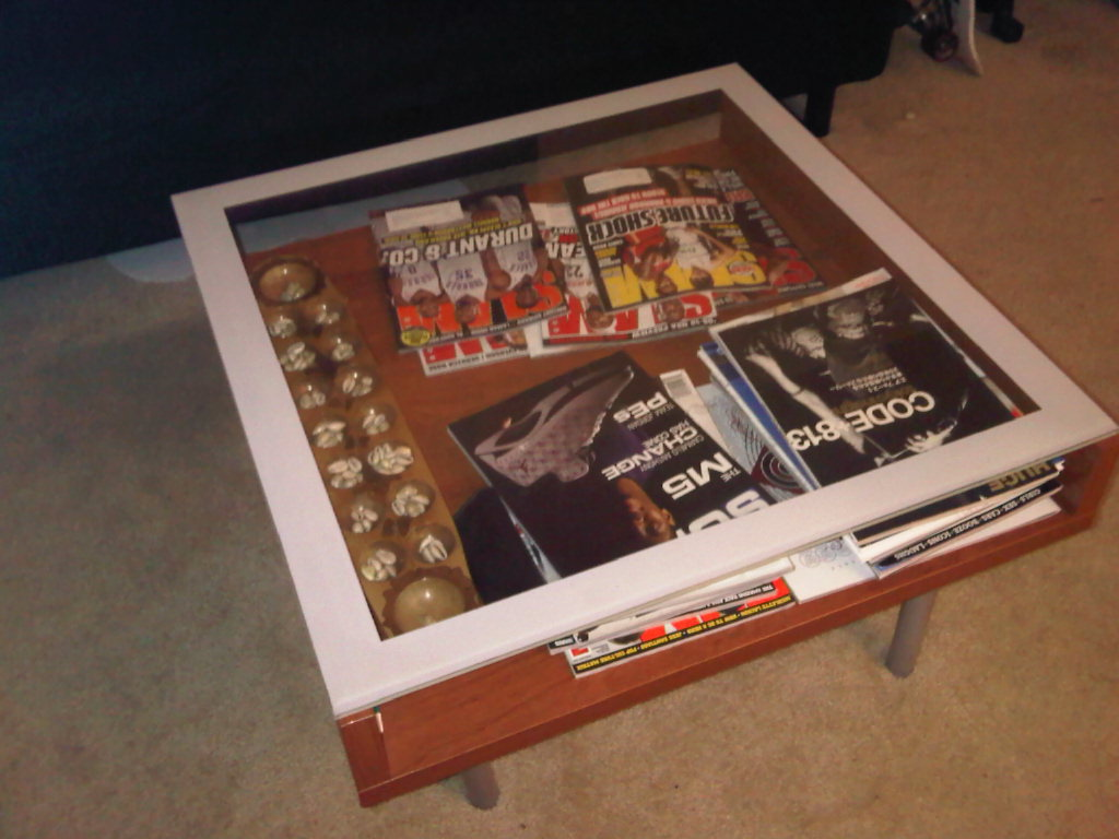Hacker help: Can you ID this coffee table? - IKEA Hackers