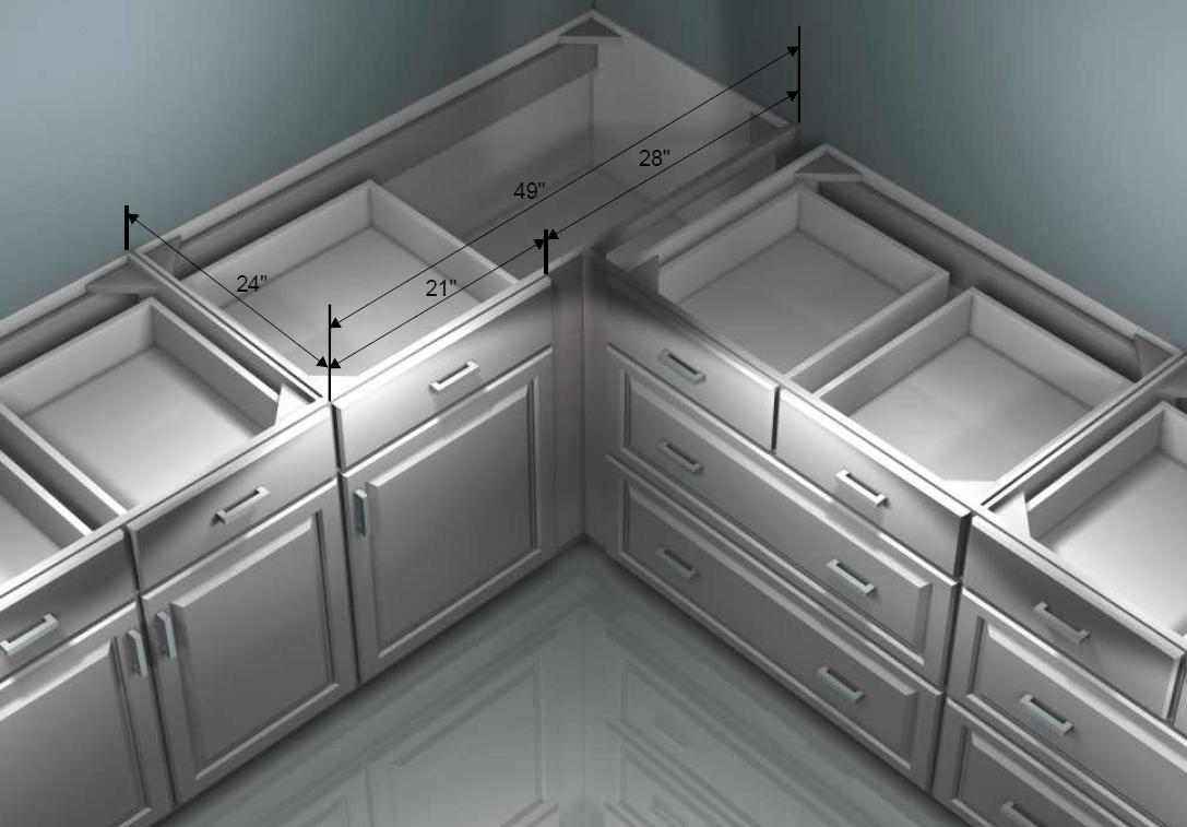 Best Kitchen Gallery: Storage Solutions Kitchen Corner Cabi S of Corner Kitchen Cabinet Solutions on cal-ite.com