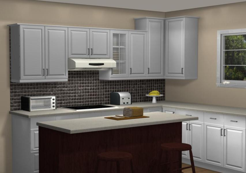 Kitchen Design Ideas  What are Staggered Heights