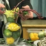 Vegetal arrangement