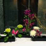 Ikebana arrangement Ohara