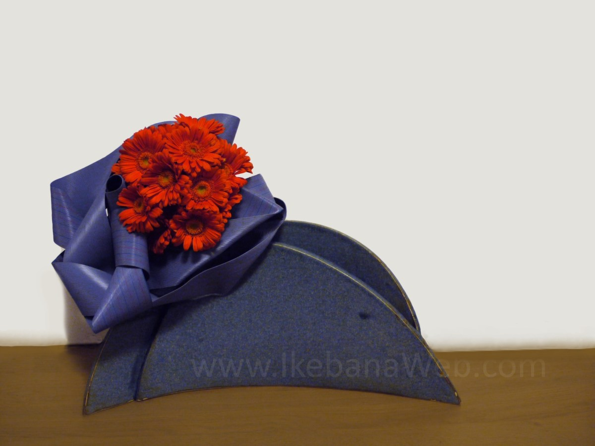 3 Main Elements of Ikebana Flower Arrangements: #2 Mass