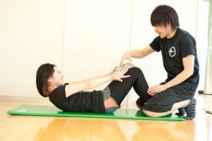 腹筋運動3つのポイント