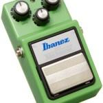 【Ibanez TS-9】上品でベルベットなドライブサウンドを【チューブスクリーマー】