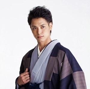 成人式 袴 男 髪型54