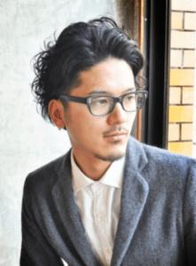 成人式 スーツ 男 髪型23