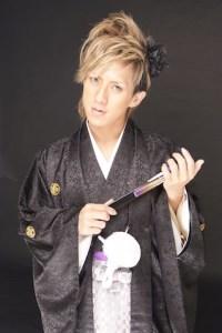 成人式 袴 男 髪型21