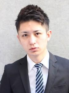成人式 スーツ 男 髪型