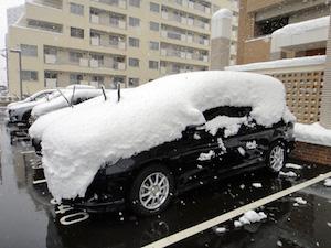 車の雪下ろしの道具や車を傷つけない方法をご紹介!