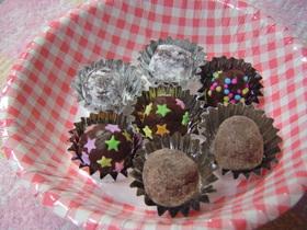 バレンタイン、チョコ、デコ、手作り、6