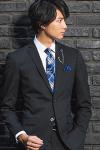 卒業する時にスーツを着るメンズ必見!スーツの着こなし方!