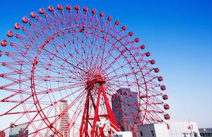 大阪 イベント スポット  GW、3