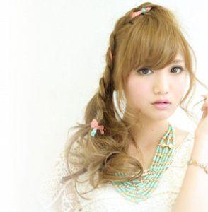 梅雨 髪型 女性、5