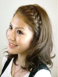 梅雨 髪型 女性、2