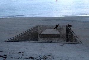 ビーチ 遊び 、7