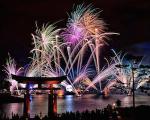 宮島花火大会の2018年度の日程や有料席、穴場スポットのご紹介!