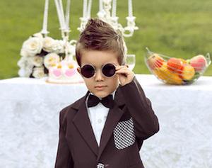 子供 結婚式 髪型 人気 男の子 女の子、2