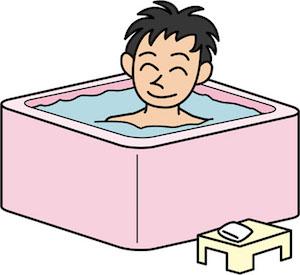 赤ちゃん お風呂 入れ方、2