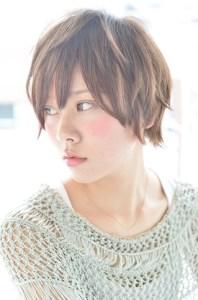 秋 ショート 髪型 レディース 人気、4