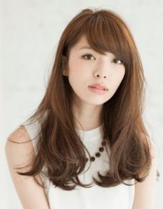 秋 髪型 ロング レディース 人気、2
