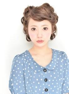ハロウィン 髪型 人気 女性2