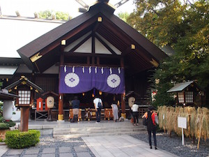 縁結び 東京 神社 パワースポット