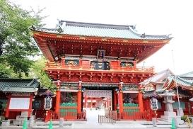 縁結び 東京 神社 パワースポット 2
