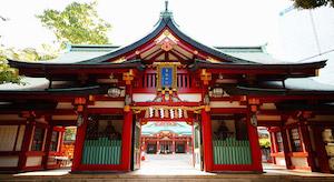 縁結び 東京 神社 パワースポット 3