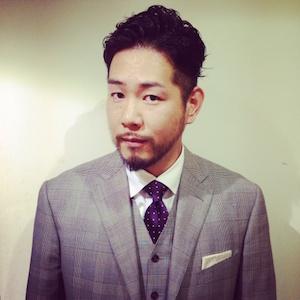 成人式 メンズ 髪型 人気 スーツ 袴 7
