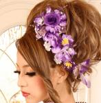 成人式の髪飾りは?振袖に合う髪飾りや手作りする方法は?