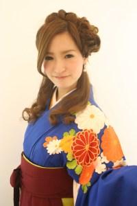 卒業式 袴 髪型 ショート ミディアム ロング 女性 7