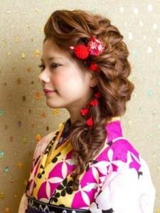 卒業式 袴 髪型 ショート ミディアム ロング 女性 8