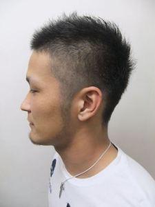 薄毛 髪型 はげ 男性 おすすめ 1