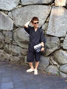 甚平 髪型 メンズ 人気 8