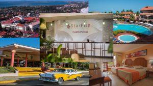 StarFish Cuatro Palmas