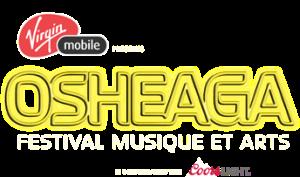 Osheaga Montreal 2017 logo