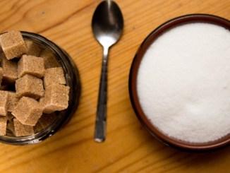 Geen suiker eten
