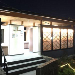 金華山 トイレ 岐阜城ロープウェイ降り場 お手洗い トイレ