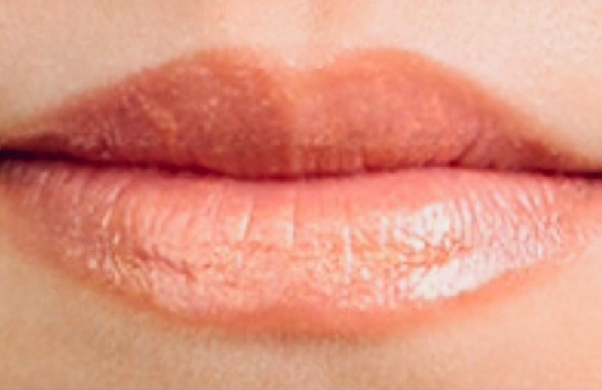 口、唇、人相学