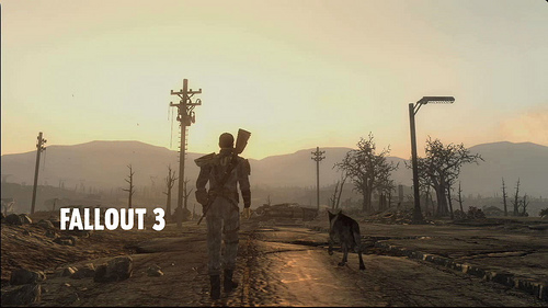 subsuming the ego: fallout 3 and the road, by cormac mccarthy (1/3)