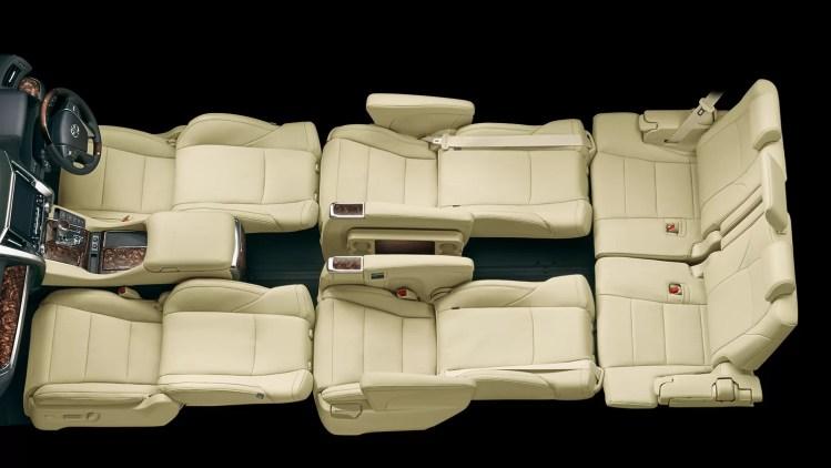 新型ヴェルファイアの内装【3列目・ラゲッジ】を画像でレビュー!多彩なシートアレンジで楽々車中泊!床下収納148Lは魅力的。