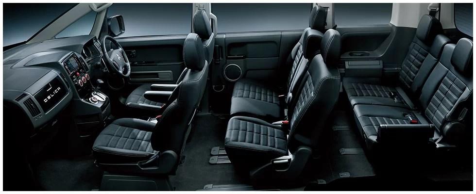 新型デリカD5特別仕様車シャモニー