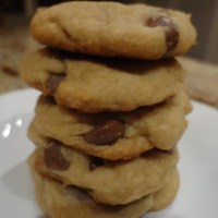 Recipe: Chewy Chocolate Chip Cookies
